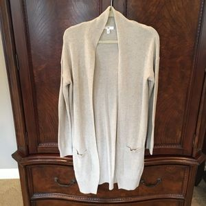 Bp Longline Open Cardigan